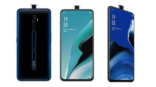 Sale of Oppo Reno 2Z started on Flipkart and Amazon, know price and specification