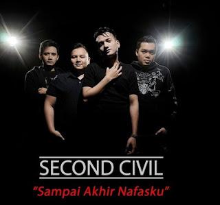 Lirik Lagu Second Civil - Sampai Akhir Nafasku
