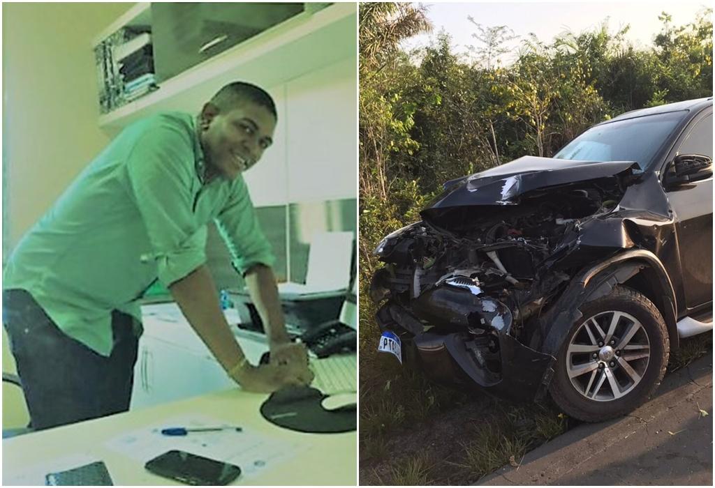 Blog do Gilberto Lima: Vereador atropela e mata carroceiro na MA-308 em  Cururupu