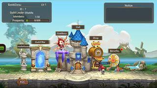 Download Game Genki Heroes V1.0.5 MOD Apk