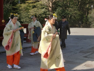 鶴岡八幡宮祈念祭