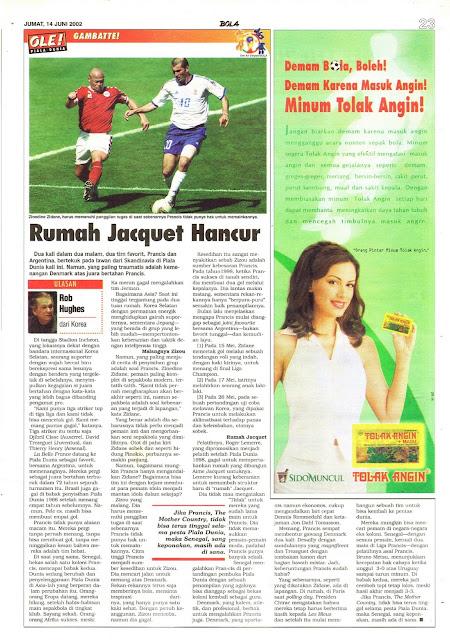 RUMAH JACQUET HANCUR