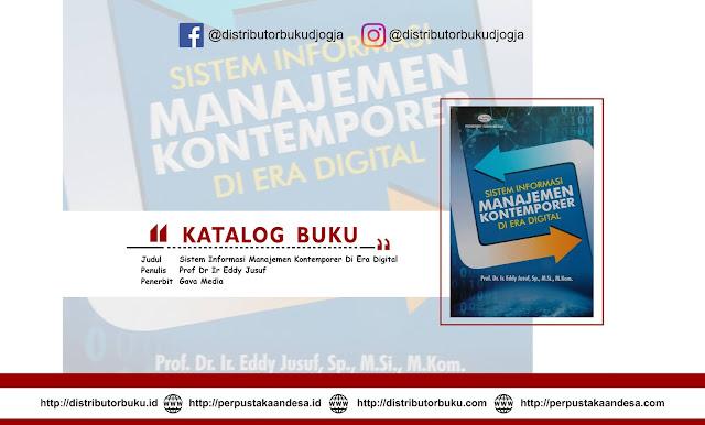 Sistem Informasi Manajemen Kontemporer Di Era Digital