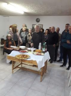 Την Πρωτοχρονιάτικη πίτα της έκοψε η χορωδία Φειδιππίδης στο Περιστέρι