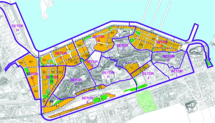 figura 04 - Mapa Porto Maravilha CEPAC