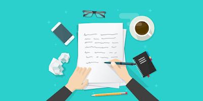 مهارات الكتابة الابداعية