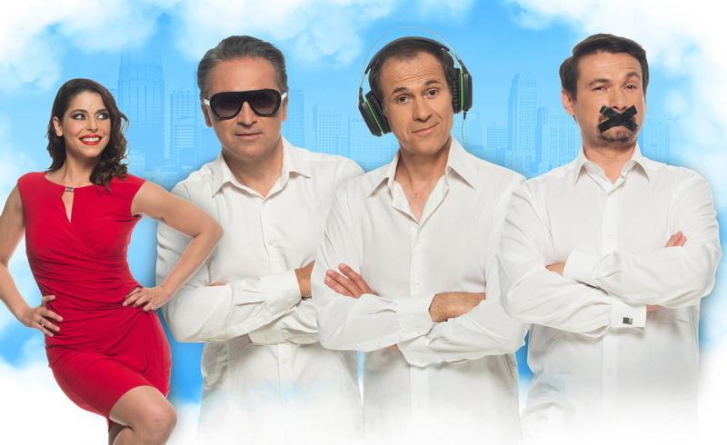 Η κωμωδία «Δεν ακούω, δεν βλέπω, δεν μιλάω» σε Ορεστιάδα και Αλεξανδρούπολη