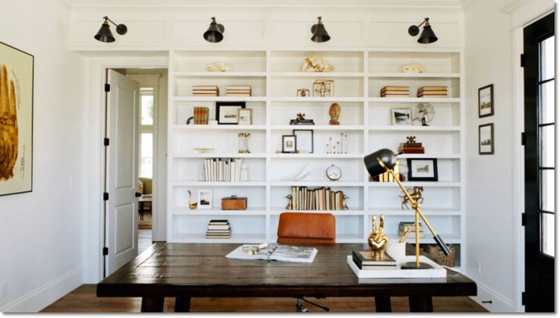 Home Office, Design, Decorating