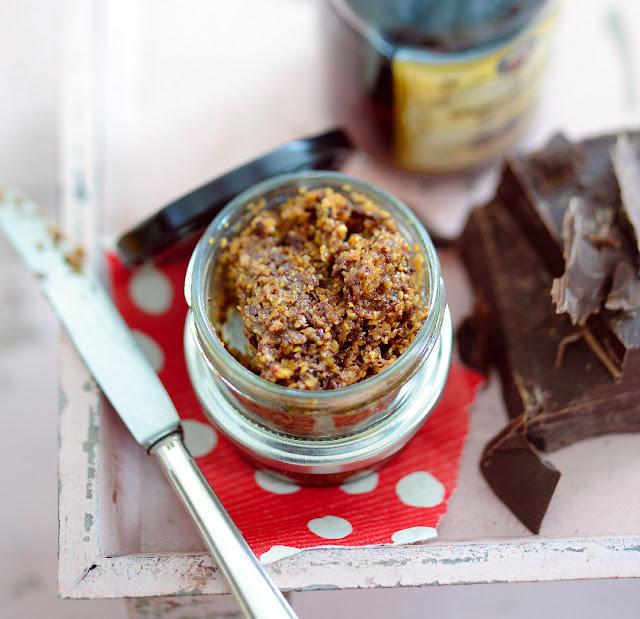 Schokoladen-Senf nach einem Rezept von Jeanette Marquis