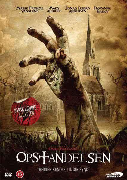 Opstandelsen (2010), portada edición en DVD