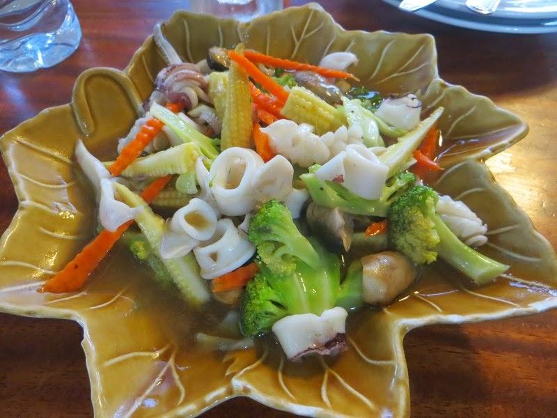 салат море продукты