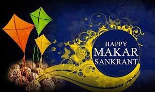 happy makar sankranti card