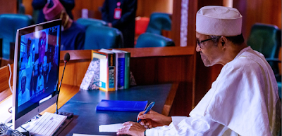 Mali Crisis: President Buhari and other West African leaders meet
