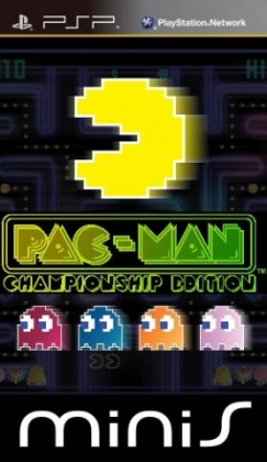 Pac - Man Championship Edition PSP CSO PPSSPP For Android
