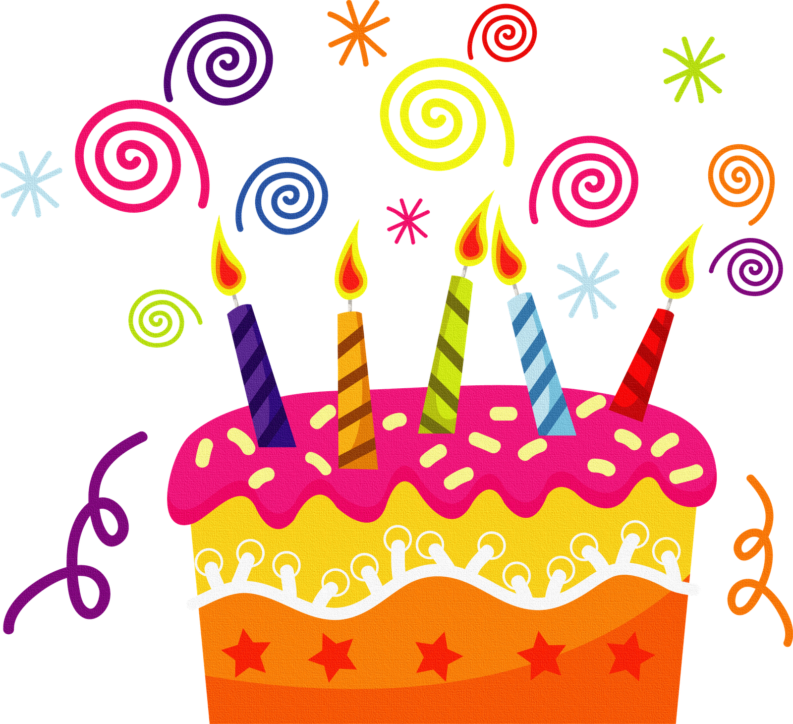 Free Birthday Clipart Gifs Free Animations Clipart