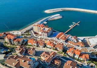 Berth booking in Mrina Lustica Bay