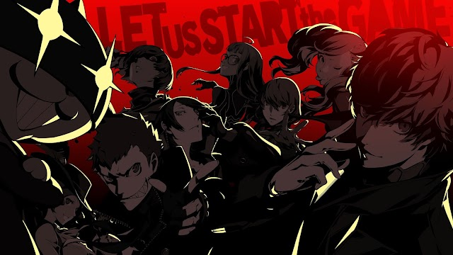 Persona 5 the Animation (Episode 01 - 24) Batch Subtitle Indonesia