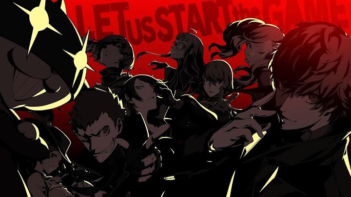 Persona 5 the Animation (Episode 01 - 24) Batch Subtitle Indonesia