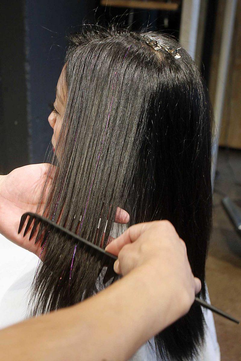 qué pasa con el pelo