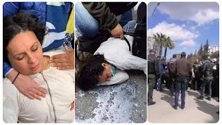 عاجل :   وفاة الدكتورة آمال منذ قليل بعد الاعتداء عليها منذ يومين  بالعنف الشديد و بالغاز المسيل للدموع....😢