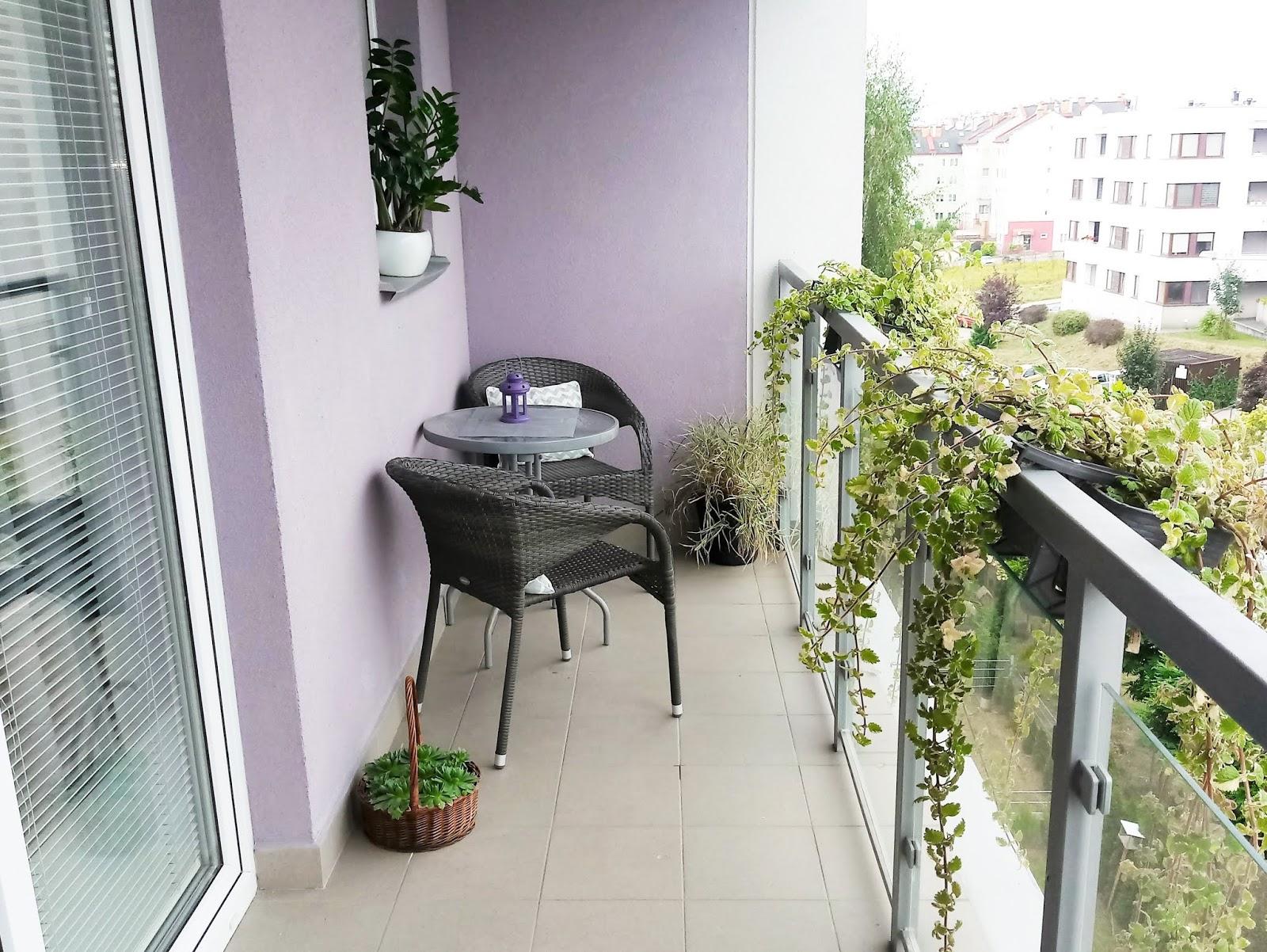 pomysły na balkon w bloku
