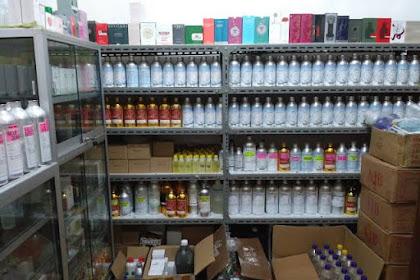 Buka Usaha Parfum Isi Ulang Modal 20 juta