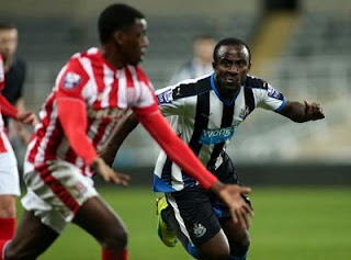 Seydou Doumbia Newcastle United