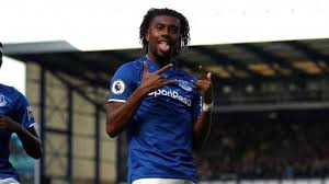 Everton boss Ancelotti insists he's happy with Iwobi