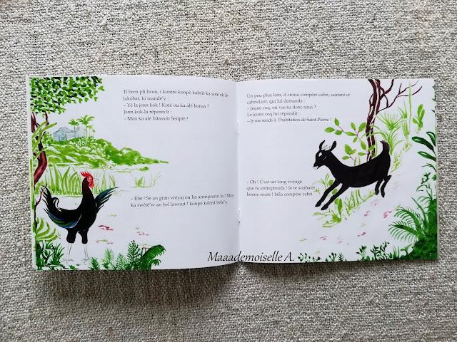 || Le jeune coq et la pièce d'or (Présentation & Avis)(Chut, les enfants lisent # 108)