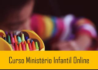 curso ministério infantil
