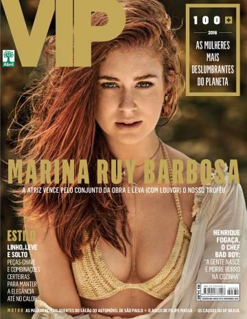 Revista Vip: Marina Ruy Barbosa – Novembro 2016