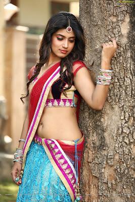 tamil actress hot images in half saree