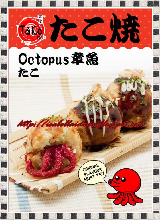 Octopus, Sotong