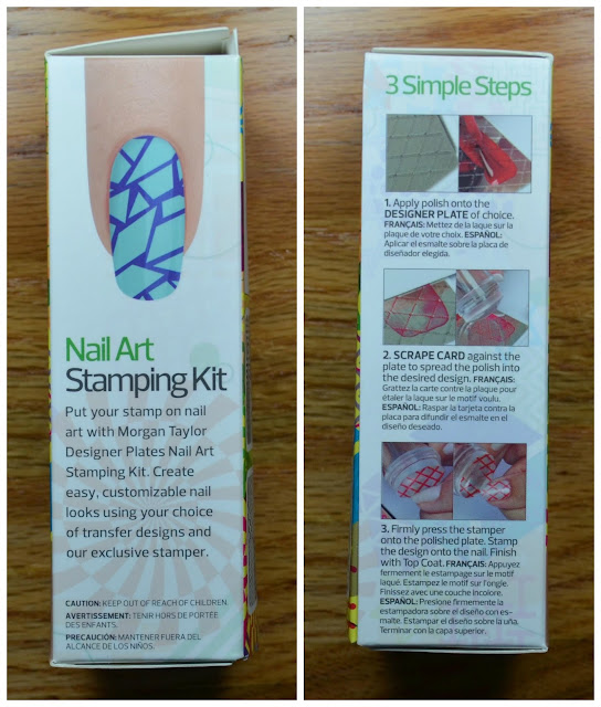 stamping kit instructions