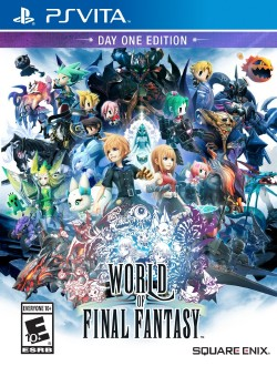 World of Final Fantasy nonpdrm psvita Archives - Download Game PSP