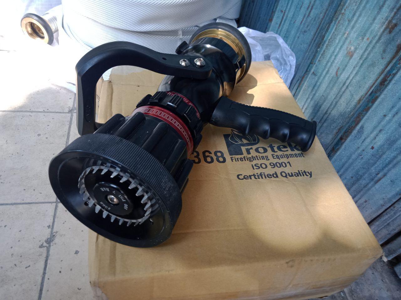 protek 368 nozzle, gun nozzle, pistol grip nozzle protek, protek 366, protek gun nozzle, protek ground monitor, protek pistol grip nozzle, handling protek gun nozzle, portable fire monitor, pistol grip