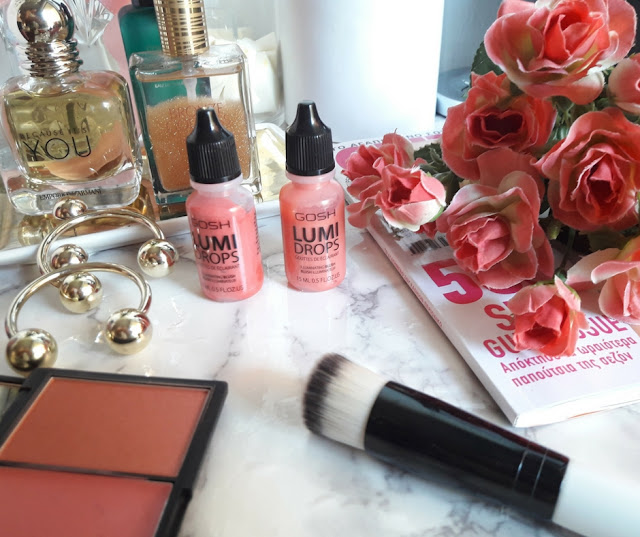 GOSH LUMI DROPS Illuminating Blush της Gosh Copenhagen Cosmetics