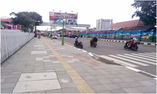 Jumadi Berharap Agar Warga Kota Dapat Menjaga Kondisi Jalan Lingkungan Yang Sudah Di Betonisasi