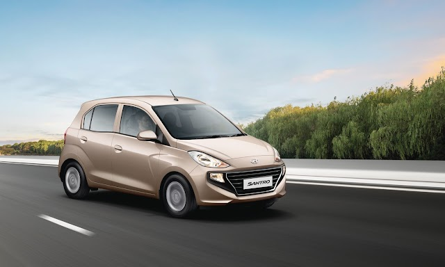 Hyundai Santro 2018 complete Review