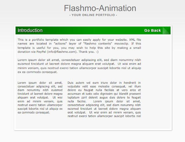 Flashmo - Intorduction