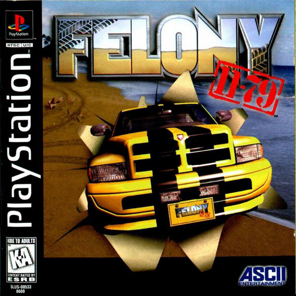 Felony 11-79 - PS1 - ISOs Download