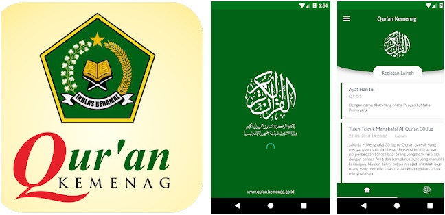 Apps Qur'an Kemenag