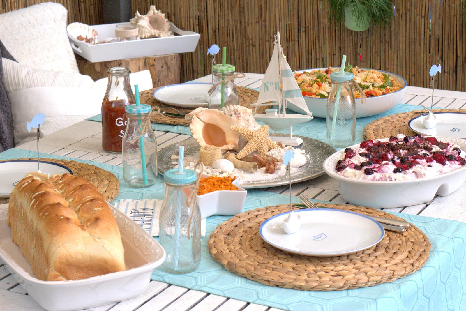 Die perfekte Gartenparty - eigentlich plane ich nichts! -