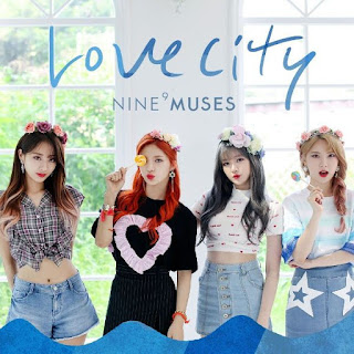 Lirik Lagu 9MUSES (Nine Muses) – Love City