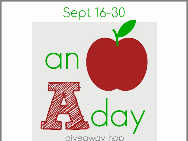 Win a National Geographic Kids Home Learning Essentials Grand Prize Giveaway-$75 Value {An Apple a Day Giveaway Hop Event}