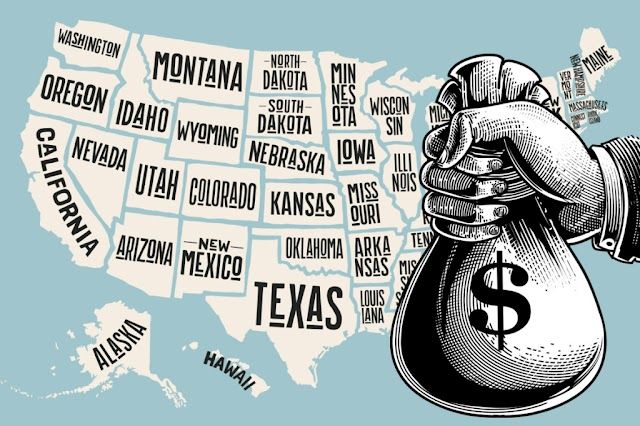 US Government Grants and Loans for States and Organizations.