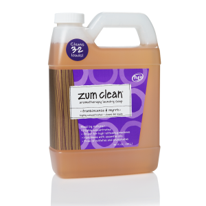 Life With Little Sprouts Farm Announcing Zum Clean