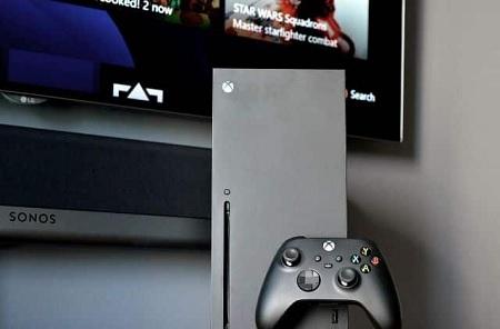 Xbox Series X gets 4K dashboard