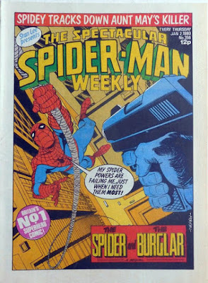 Spectacular Spider-Man Weekly #356
