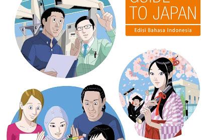 Buku Panduan Belajar ke Jepang